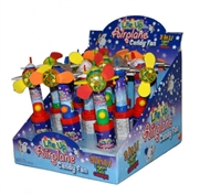 Candyrific Light-Up Airplane - 12/box
