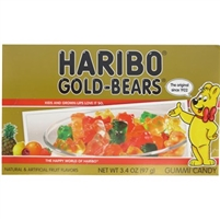 Haribo Gold Bears Theater - 12/box