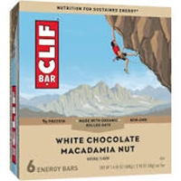 Clif Bar - White Chocolate Macadamia Nut 12/box