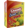 Charms Super Blow Pop Sweet N Sour - 48/box