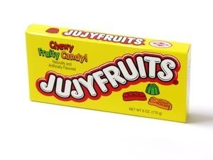 Jujyfruit Theater - 12/box