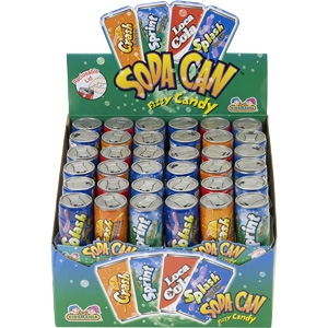 Kidsmania Soda Can - 12/box