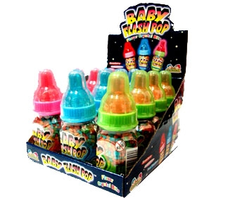 Kidsmania Baby Flash Pop - 12/box