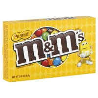M&M's Peanut Theater - 12/box