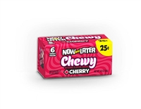 Now and Later Chewy Cherry - 24/box