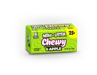Now and Later Chewy Apple - 24/box