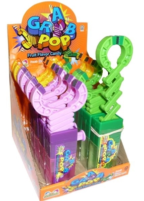 Kidsmania Grab Pop - 12/box
