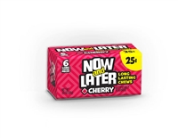 Now and Later Changemaker Cherry - 24/box