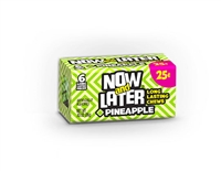 Now and Later Changemaker Pineapple - 24/box
