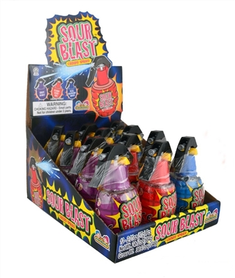 Kidsmania Sour Blast Spray 12/box