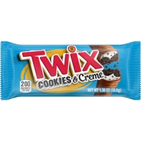 Twix Cookies and Creme - 20 count