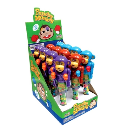 Kidsmania Punchy Monkey - 12/box
