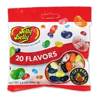 Jelly Belly 3.5oz Bag - 20 Flavors