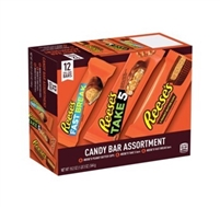 Reese's Candy Bar Assortment - 12ct.