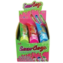 Kidsmania Sour Ooze Tube - 12/box