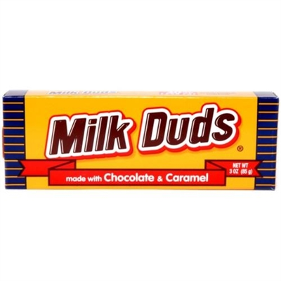 Milk Duds Theater 3oz - 48/box