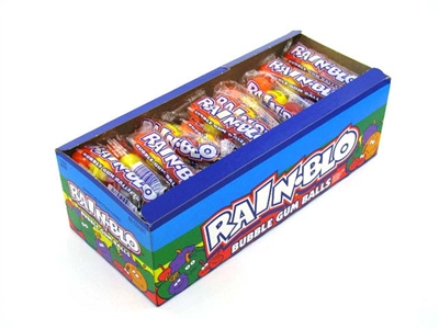 Rainblo Bubble Gum - 48/box