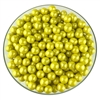 Color it Candy Sixlets Shimmer Yellow - 2lb