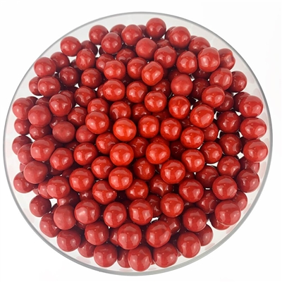 Color it Candy Sixlets Red - 2lb