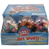 Kidsmania Hot Sports Gumball Dispenser 12/box