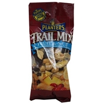 Planter's Tropical Fruit & Nut Trail Mix - 72/Case