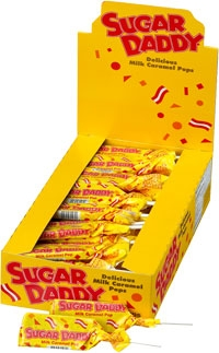 Sugar Daddy Pop - 48/box