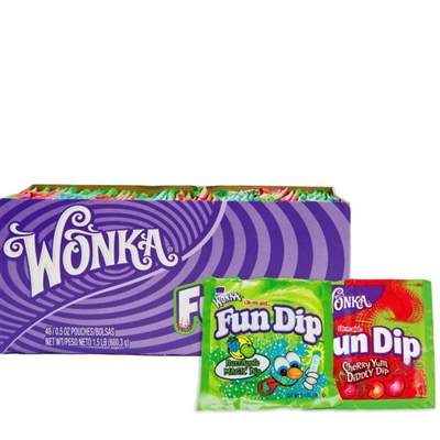 Fun Dip - 48/box