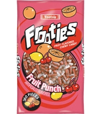 Frooties Fruit Punch - 360/bag
