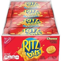 Ritz Bits Cheese 12/pk