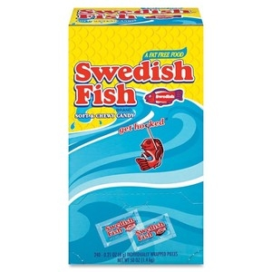 Giant Swedish Fish - 240/jar