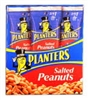 Planter's Salted Peanuts 18/box