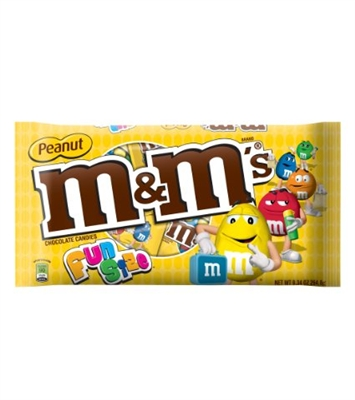 M&M's Peanut 8.2oz Bag