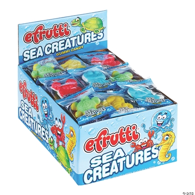 Gummi Sea Creatures - 60/box