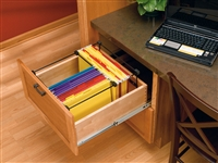 File Drawer System Frame - Black