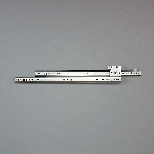 1300 75 3 4 Extension Drawer Slide Anochrome