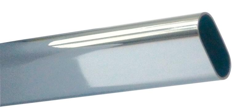 Diameter 1 5 16 Chrome Round Closet Tubing Rod
