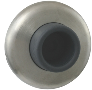 "2 1/2"" Wall Door Bumpers (Concave)"