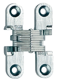 "SOSS 101 Invisible Hinges for 1/2"" - 5/8"""