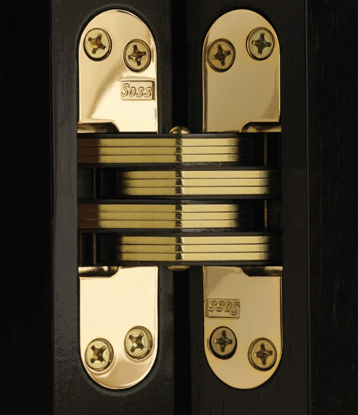 Soss 218 Invisible Hinges For 1 3 4