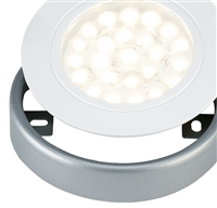 2.5W Recess LED Puck Surface Ring