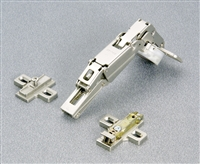 "Salice Silentia 155° ""0"" Protusion Soft Close Hinges"