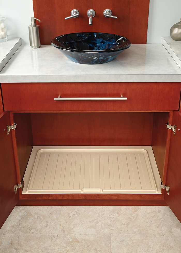 Under Kitchen Sink Drip Trays