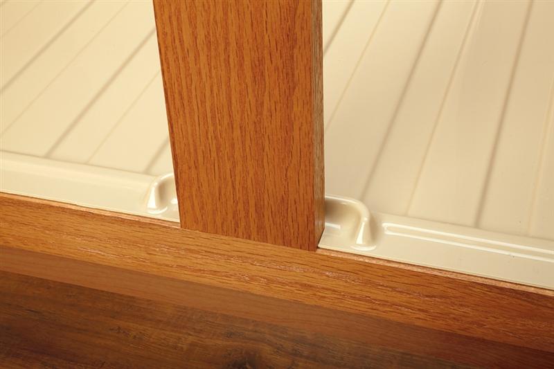 Polymer Sink Base Drip Trays