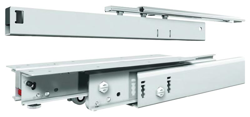Fulterer 777 450lb Full Extension Hd Pantry Slide W Top
