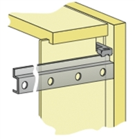 Cabinet Suspension Bracket System