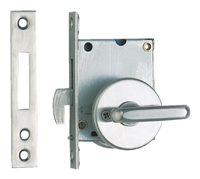 Sliding Door Latch - Large Lever