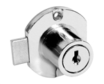 "National 8704 Disc Tumbler 15/16"" Cylinder Door Lock"