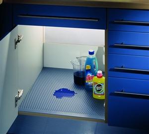 Under Sink Drip Mats Aqua Design