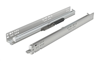 "Hettich Quadro V6 IW 21 (1/2-5/8"") 75# Full Extension Undermount Soft-Close Drawer Slide"