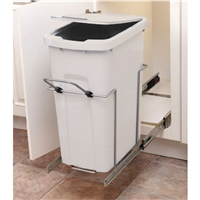 Single Pull Out Waste Container BB Soft Close
